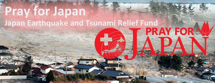 Pray for Japan - Japan Disaster Relief Fund Yellowknife